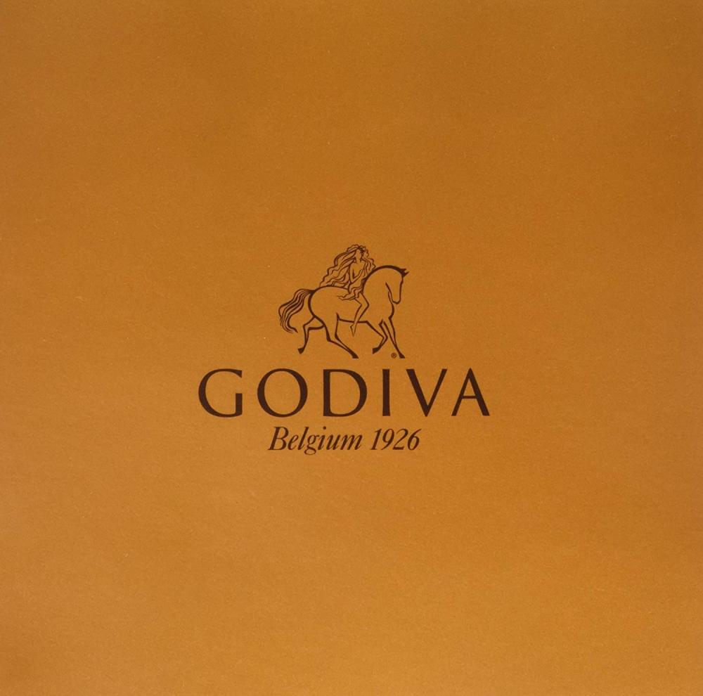 Godiva Chocolate Assortment 110g