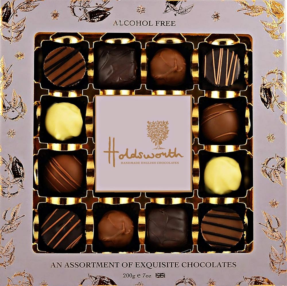 Holdsworth Chocolates Alcohol Free Signature Collection 200g