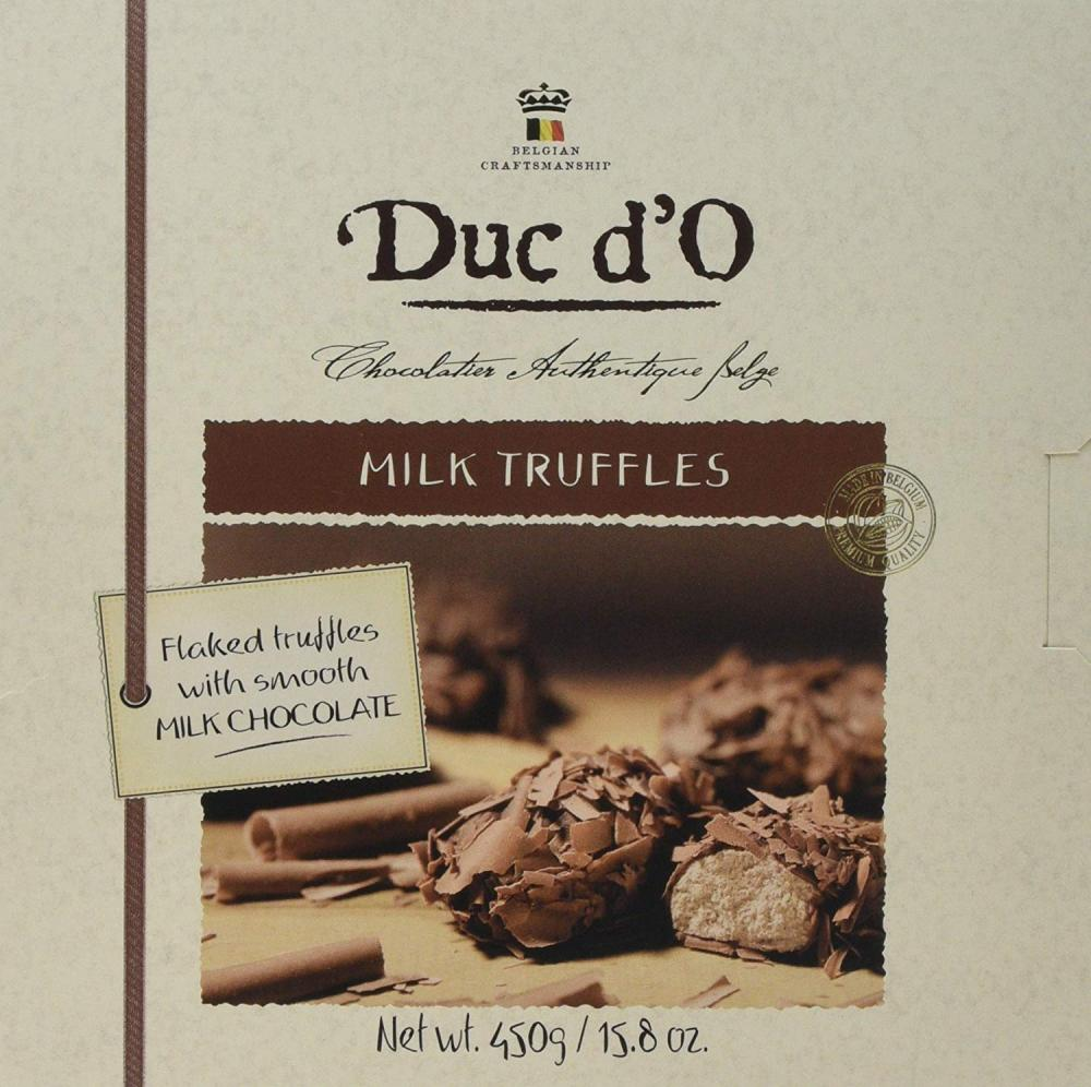 Duc dO Milk Chocolate Truffles 450 g