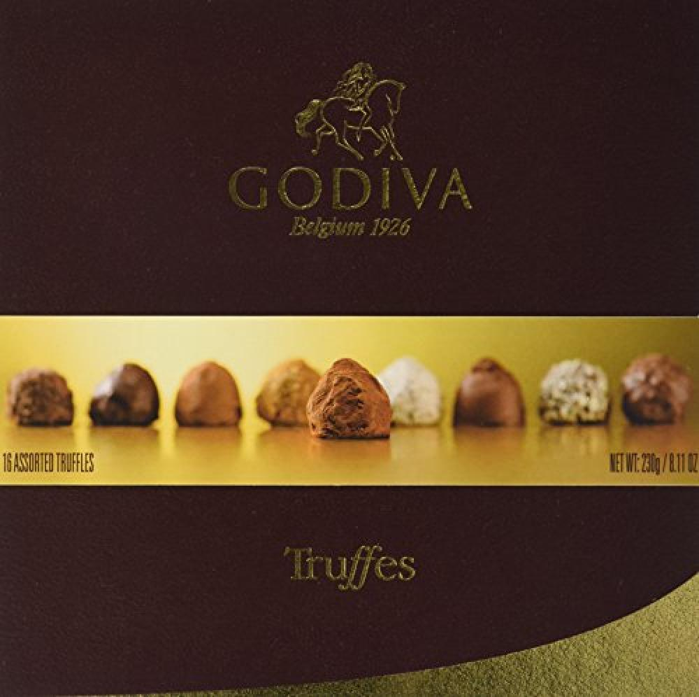 Godiva Signature Truffes 16 Pieces