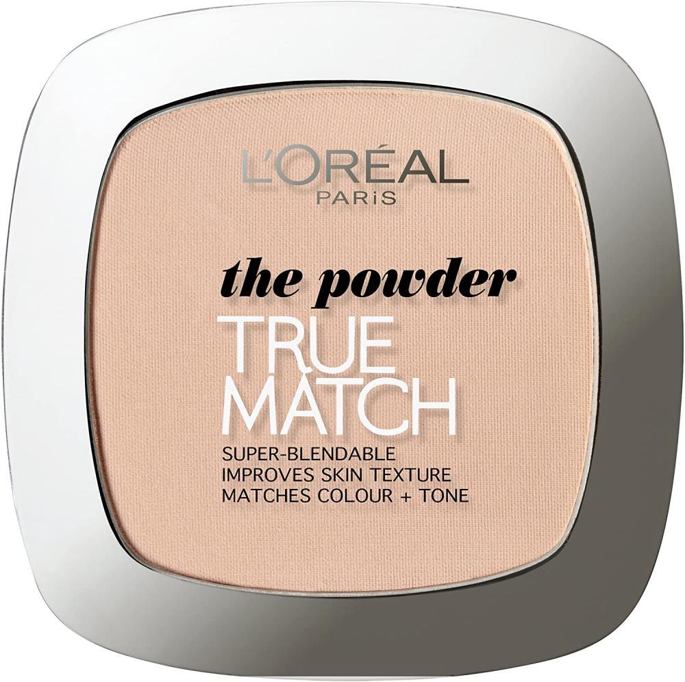 Loreal Paris Beige True Match Powder Number 4N 9g