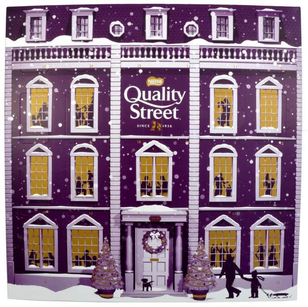 Nestle Quality Street Advent Calendar 222g