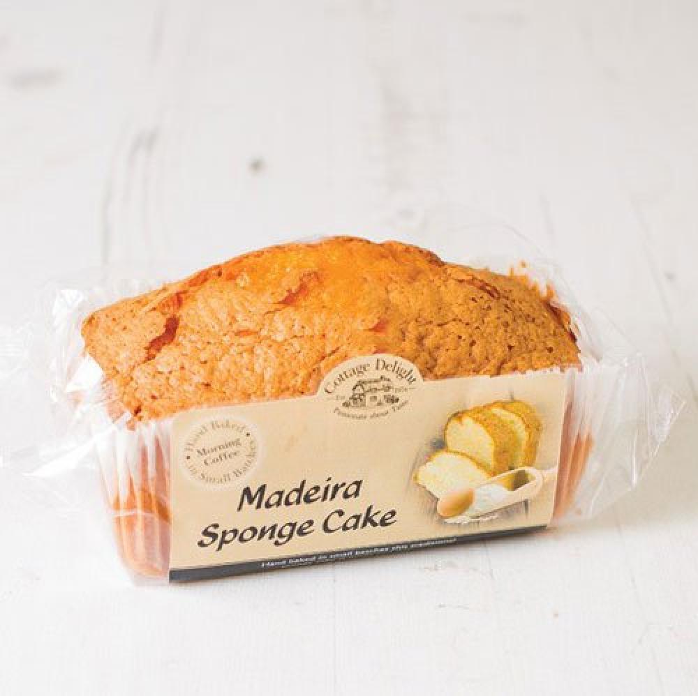 Cottage Delight Madeira Sponge Cake 350g