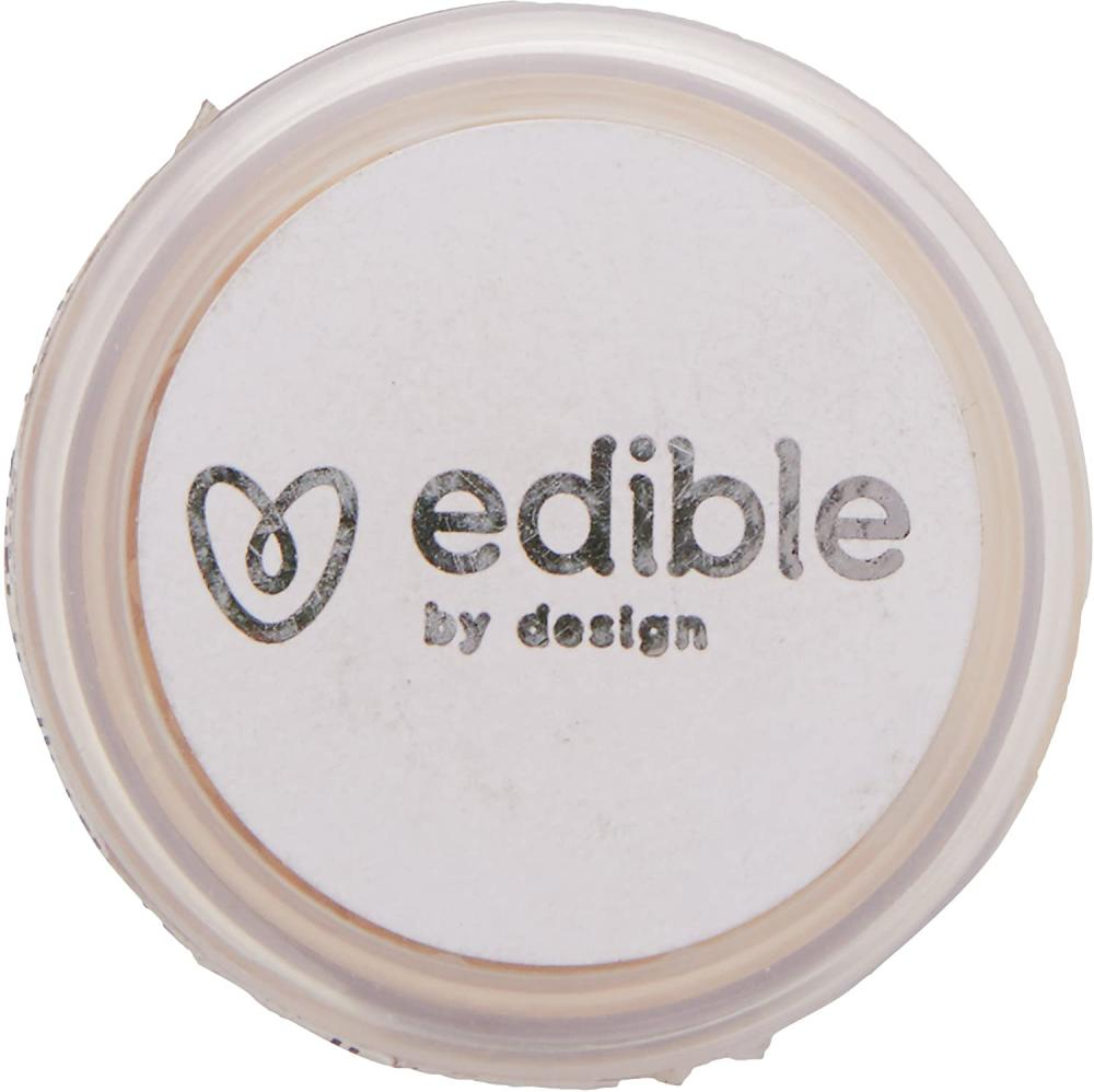 Edible By Design Crown Sprinkles Gold 4 g