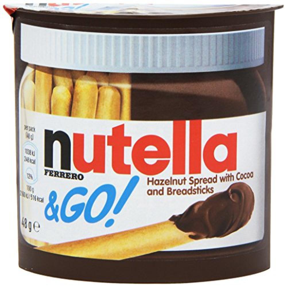 Nutella Go 48g