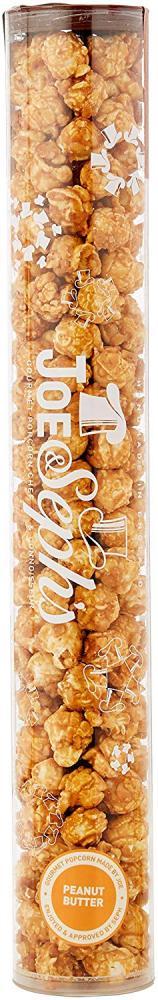 Joe and Sephs Tube of Peanut Butter Popcorn 130g