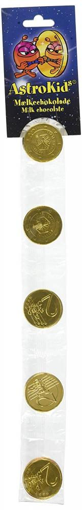 Scan Choco Chocolate Gold Coins 43g