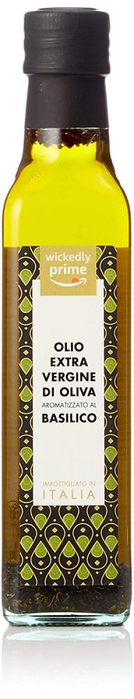 Wickedly Prime Basil Flavored Extra Virgin Olive Oil 250 ml