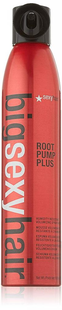 Sexy Hair Big Sexy Hair Root Pump Plus Humidity Resistant Volumizing Spray Mousse 300 ml