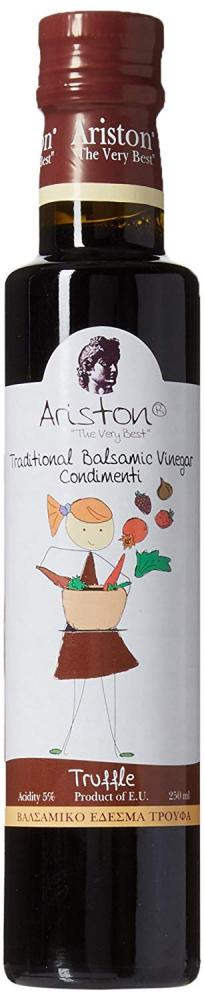 Ariston Traditional Balsamic Vinegar with Truffle 250ml
