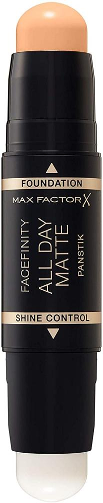 Max Factor Facefinity All Day Warm Beige Matte Pan Stik Foundation 11g