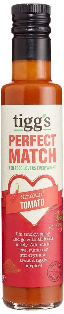 Tiggs Perfect Match Smokin Tomato and Chilli 250g