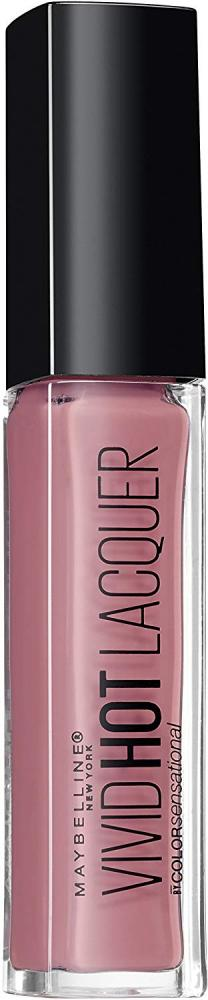 Maybelline Color Sensational Vivid Hot Lacquer Liquid Lipstick Number 66 Too Cute 7.7 ml