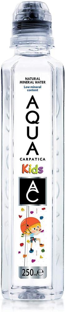 Aqua Carpatica Kids Natural Still Mineral Water 250ml
