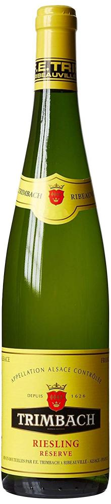 F E Trimbach Riesling Reserve 75cl 2016