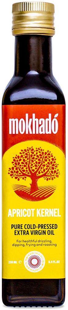 Mokhado Cold Pressed Extra Virgin Apricot Kernel Oil 250 ml