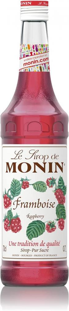 Monin Premium Raspberry Syrup 70 cl
