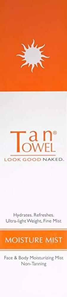 SALE  TanTowel Face and Body Moisture Non-Tanning Mist 50ml