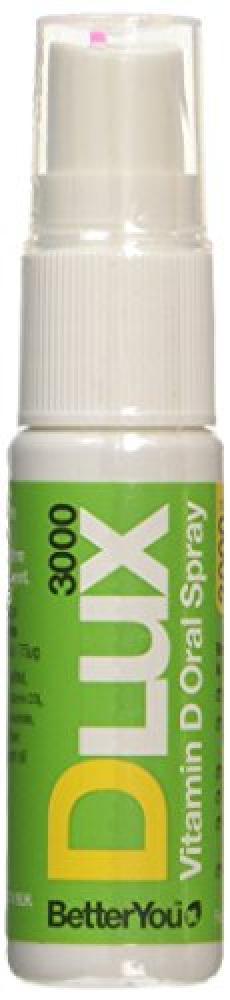 BetterYou Dlux 3000 - Vitamin D Oral Spray - 15ml