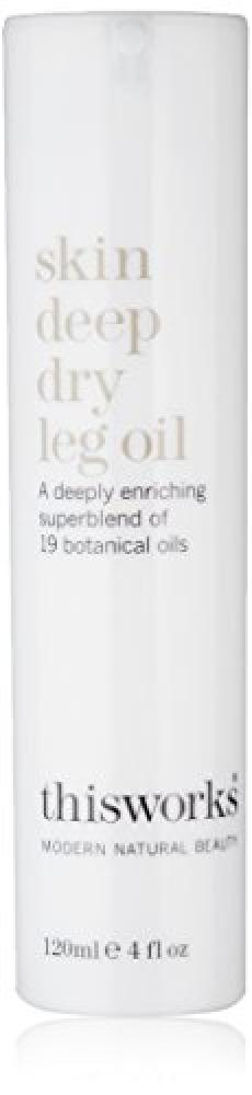 This Works Skin Deep Dry Leg Oil 120 ml