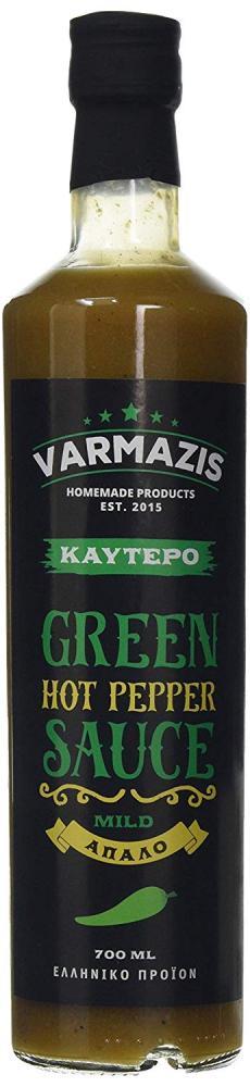 Varmazis Kaytepo Green Hot Pepper Sauce 700 ml