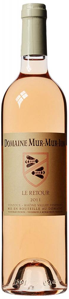 Domiane De La Coume Du Roy Mur Mur Ium Le Retour Rose Wine 750ml