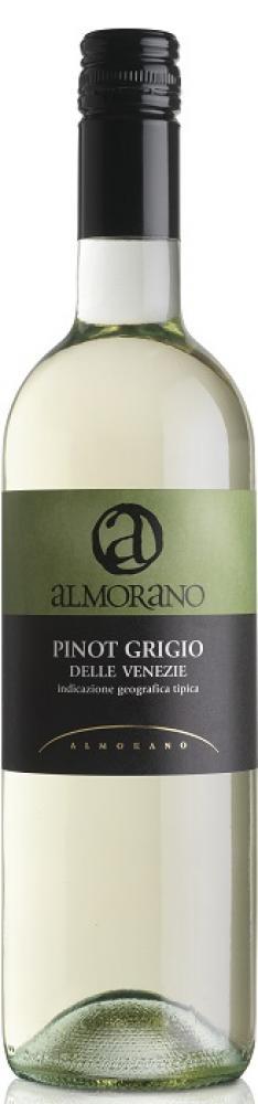 Almorano Pinot Grigio 2018 750ml