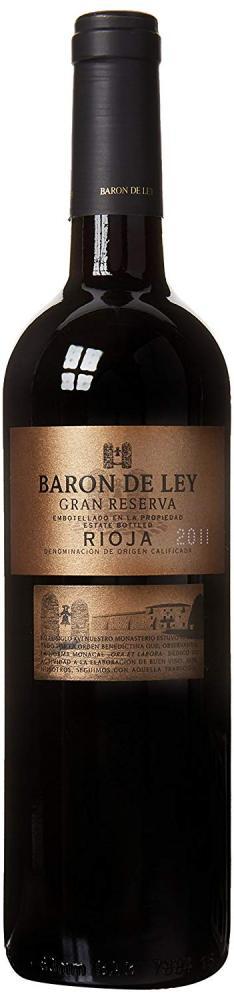 Baron de Ley Gran Reserva Rioja 75 cl