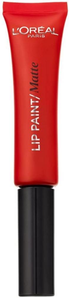 Loreal Paris Infallible Lip Paint Matte 203 Tangerine Vert 8ml