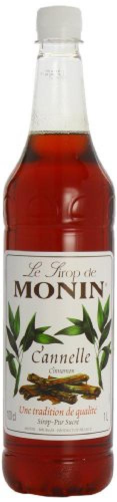 Monin Premium Cinnamon Syrup 1 L