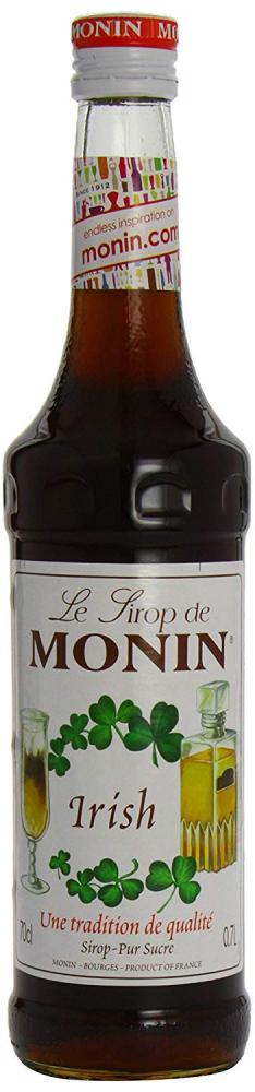 Monin Premium Irish Syrup 700ml