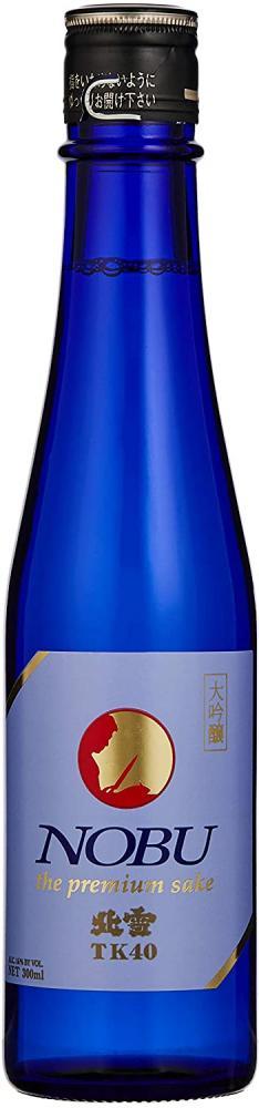 Nobu The Premium Blue Daiginjo Sake 300ml