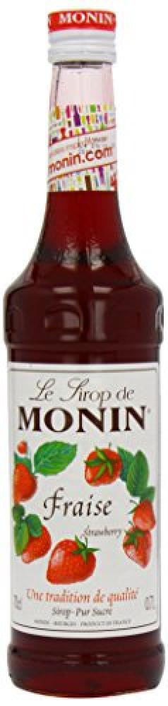 Monin Premium Strawberry Syrup 700ml
