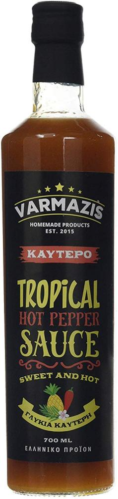 Varmazis Tropical Hot Pepper Sauce 700ml