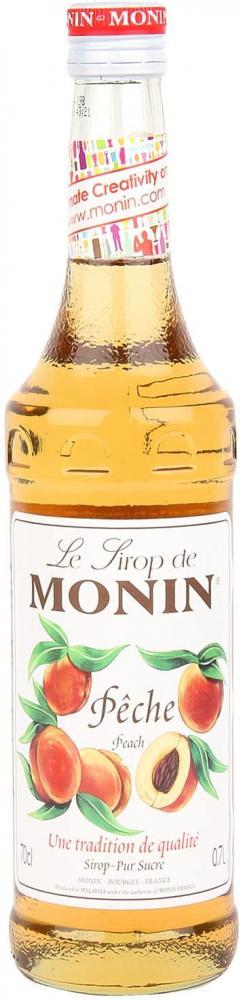 SALE  Monin Premium Peach Syrup 700ml