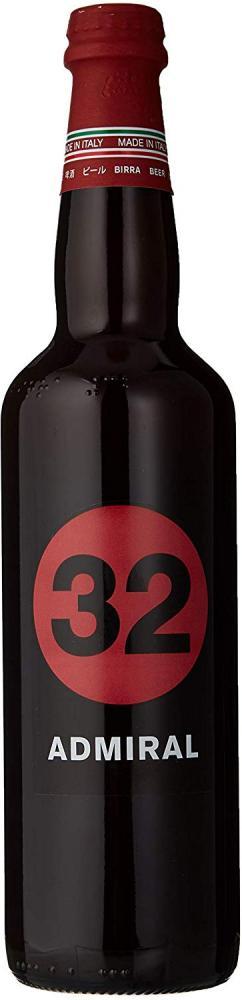 32 Via dei Birrai Admiral Beer 75cl