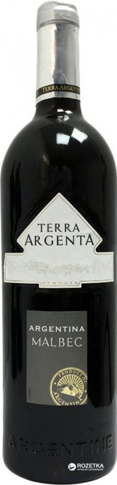 Terra Argenta Argentina Malbec 750ml 2018