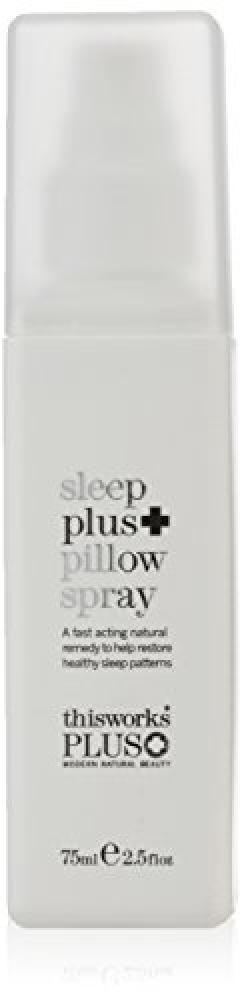 This Works Sleep Plus Pillow Spray 75ml