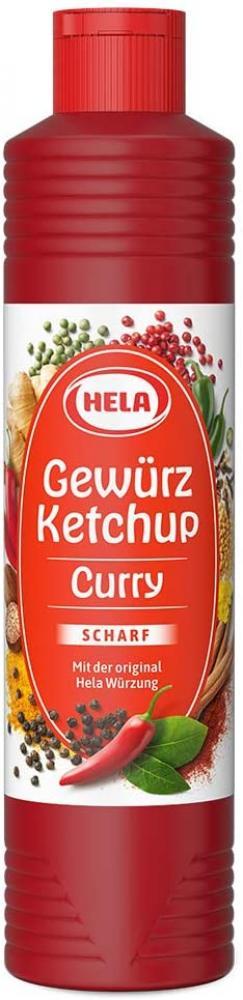 Hela Curry Gewurz Ketchup 800ml