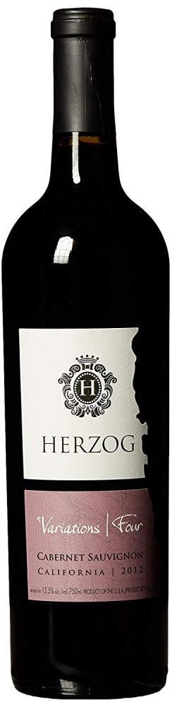 Herzog Variations Four Cabernet Sauvignon 75cl 2013