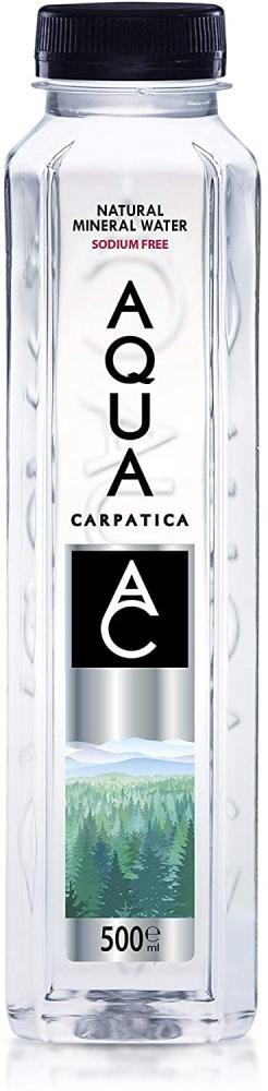 Aqua Carpatica Still Natural Mineral Water 500ml