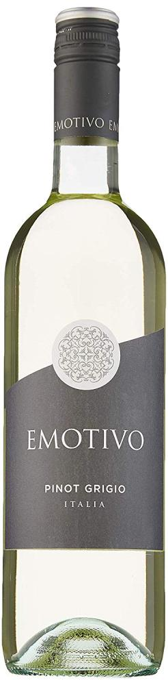 Emotivo Pinot Grigio White Wine 75 cl