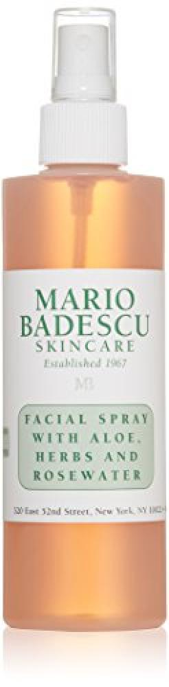 Mario Badescu Skin Care Facial Spray With Aloe Herbs And Rosewater 118ml