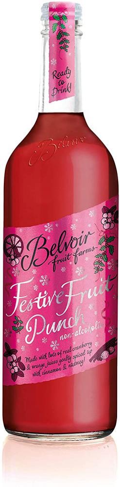 Belvoir Festive Fruit Punch 750ml