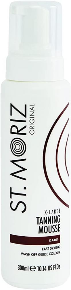 St Moriz Instant Tanning Mousse Dark 300ml
