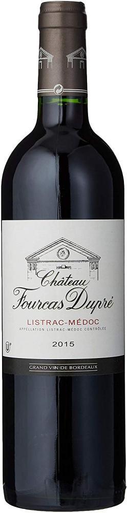 Chateau Fourcas Dupre Listrac Medoc Non Vintage 75cl
