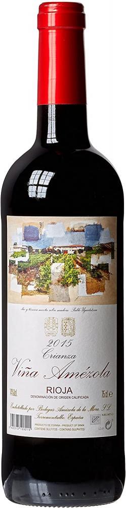 Vina Amezola Rioja Crianza 2015 Spain 75 cl