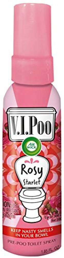 Air Wick VIPoo Rosy Starlet Spray 55 ml