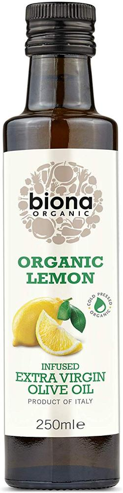 Biona Organic Lemon Extra Virgin Olive Oil 250ml