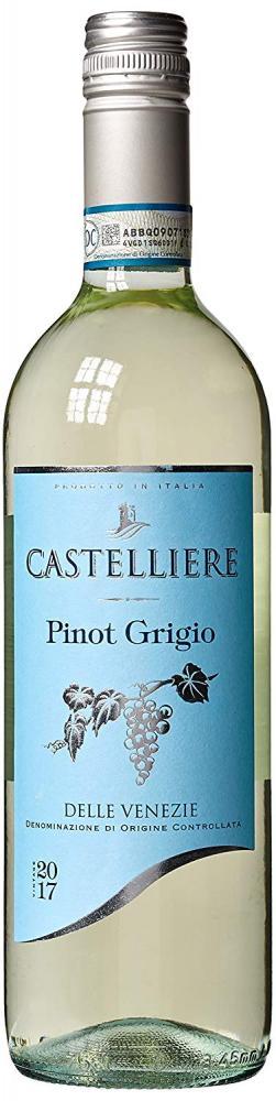 Castelliere Pinot Grigio White Wine 750ml